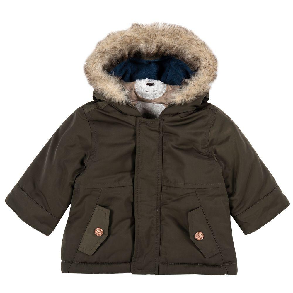 Куртка Chicco Chipmunk, арт. 090.87146.058, цвет Оливковый