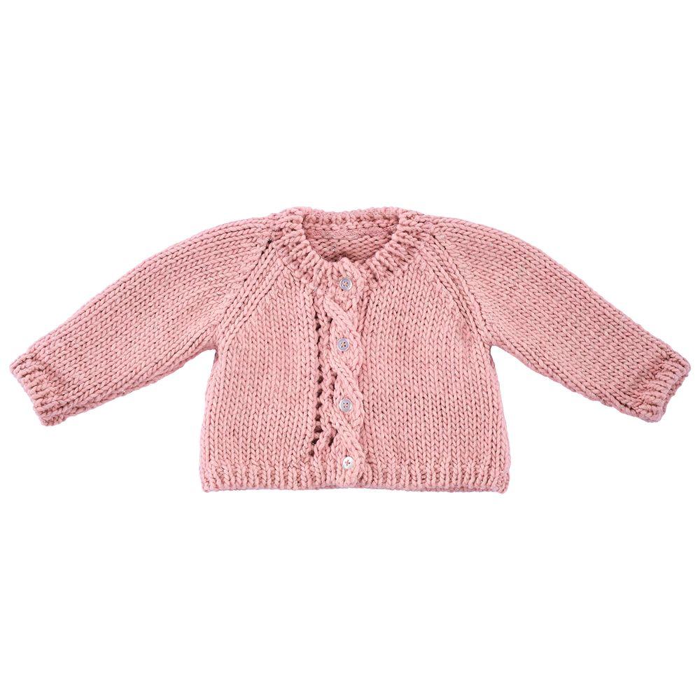 Кардиган Chicco Little friend, арт. 090.96397, цвет Розовый