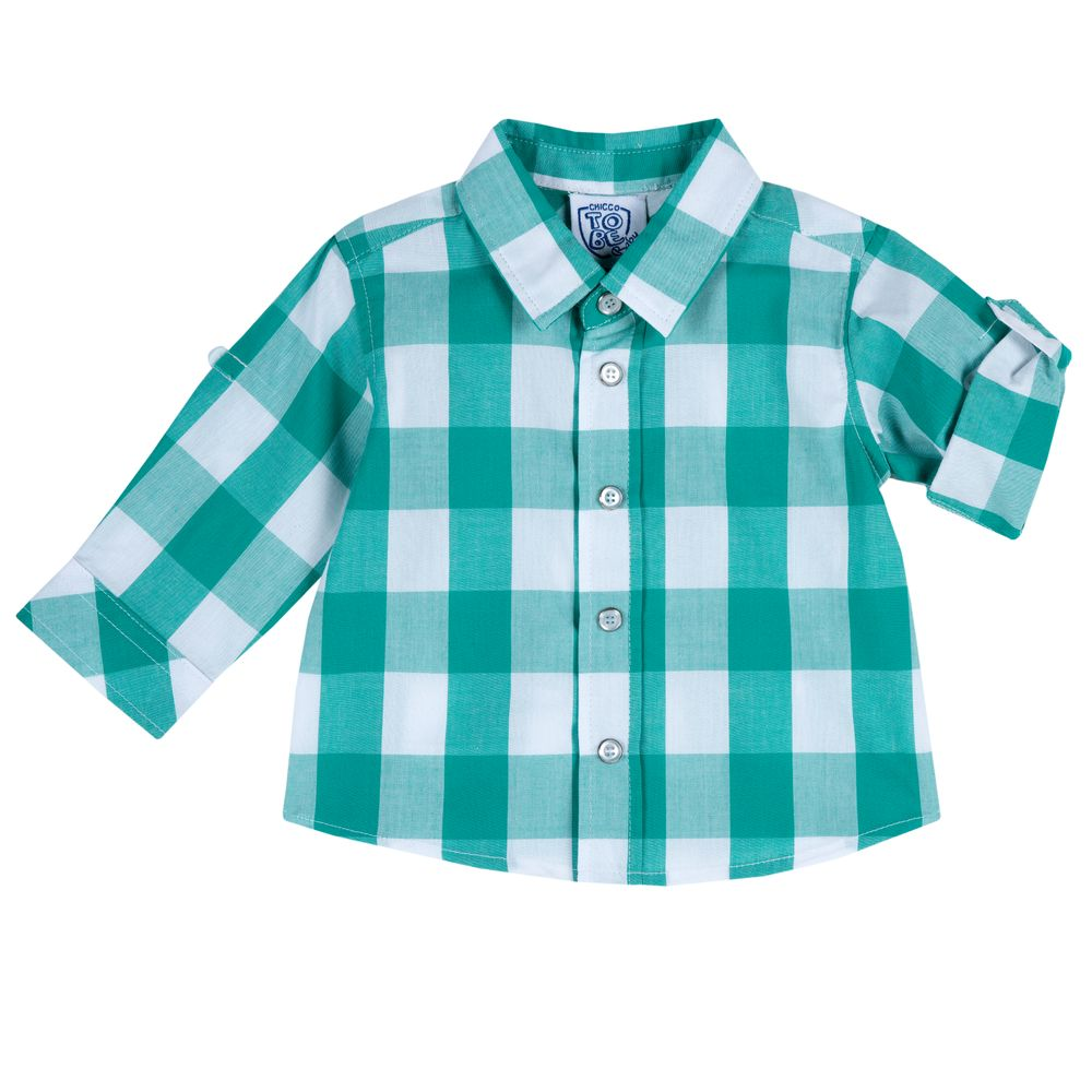 Рубашка Chicco Fiesta, арт. 090.54523.035, цвет Белый