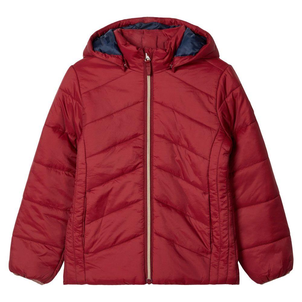 Куртка Name it Venche, арт. 203.13178869.BRED, цвет Красный