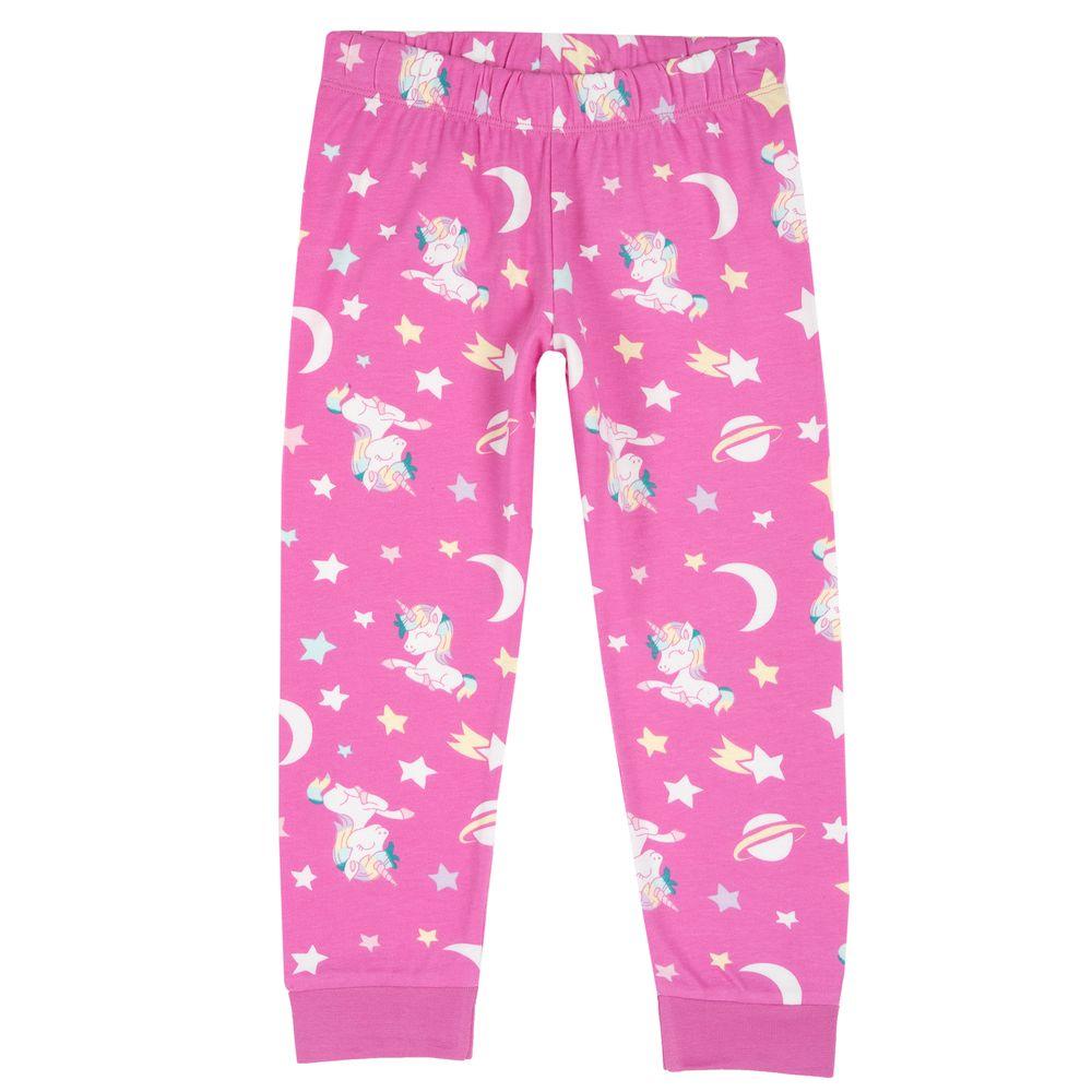 Брюки пижамные Chicco Daniela, арт. 090.31341.016, цвет Розовый