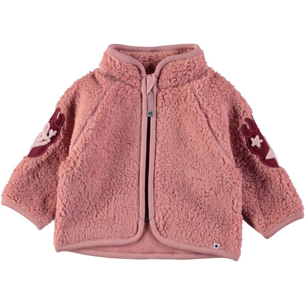 Кардиган Molo Urvan Ash Rose, арт. 5W18L206.2660, цвет Розовый
