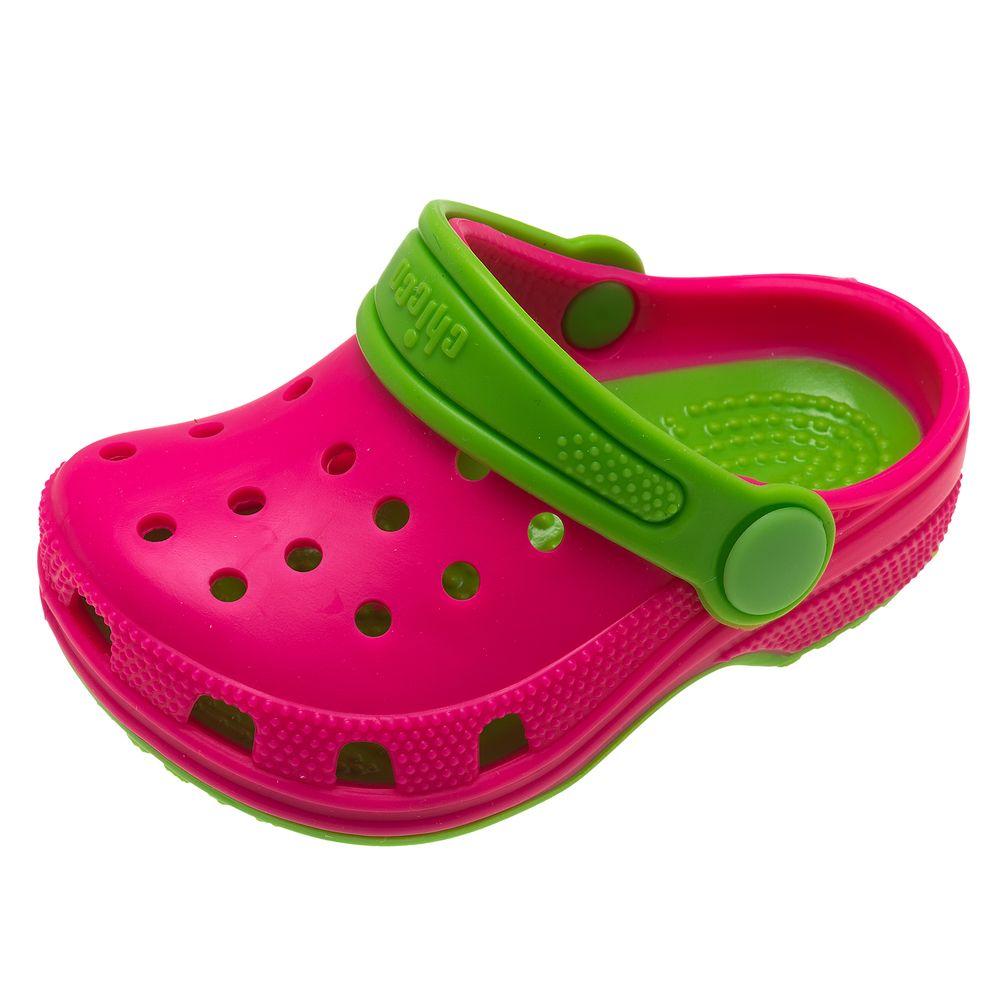Сабо Chicco MARTINEZ (зеленые), арт. 013.55746.170, цвет Розовый