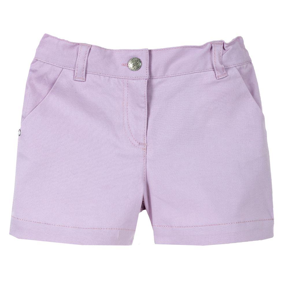 Шорты Chicco Girly lilac, арт. 090.52812.012, цвет Сиреневый