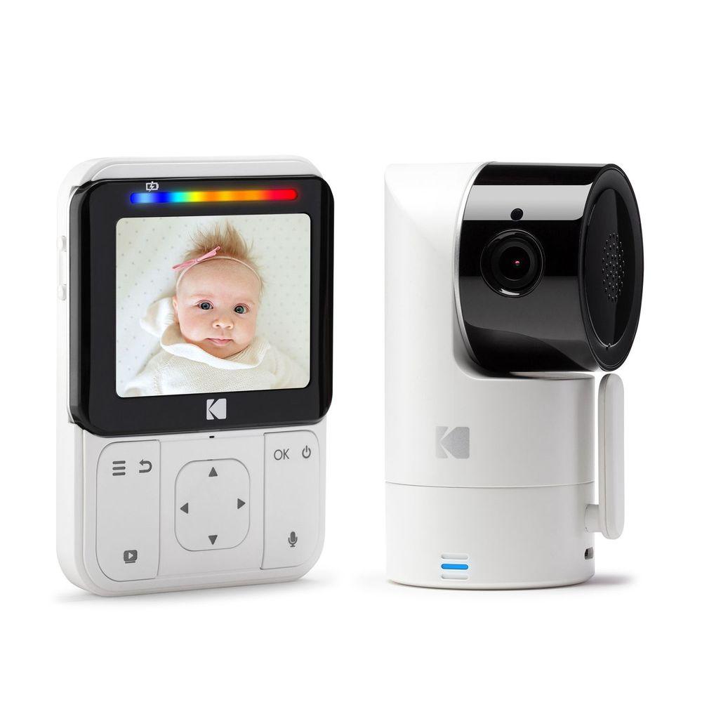 Цифровая видеоняня Kodak HD Wi-Fi (C225), арт. C225000C225