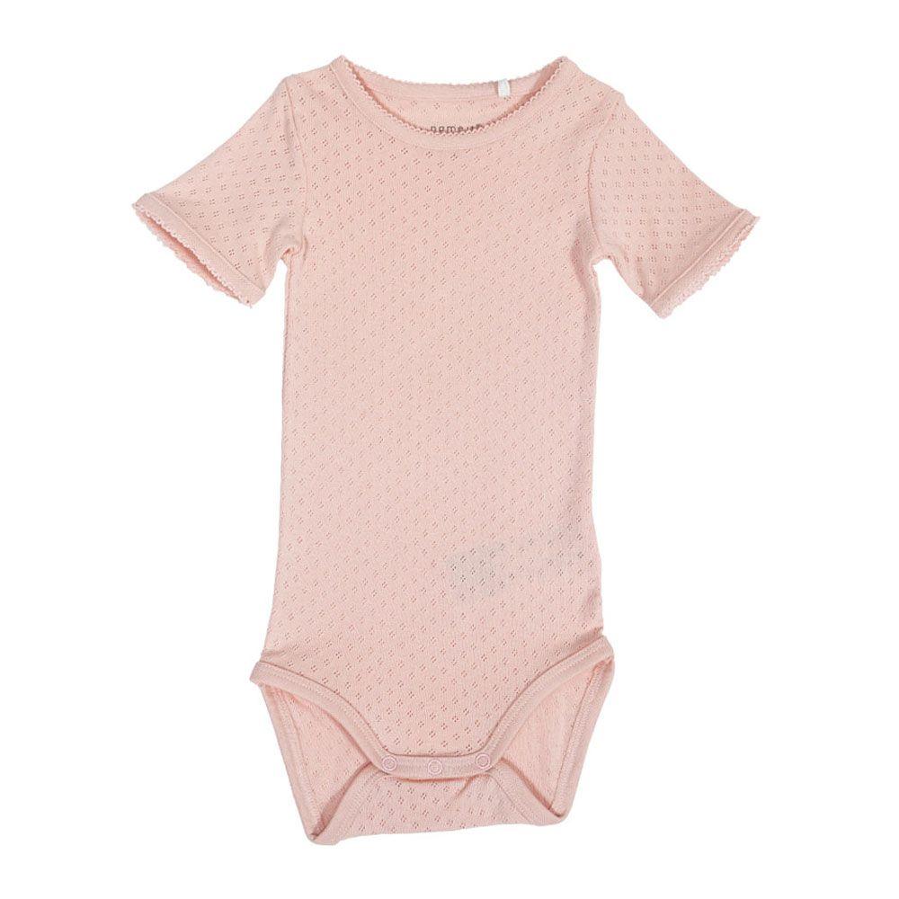 Боди Name it Pink dream, арт. 201.13170193.SCRE, цвет Розовый