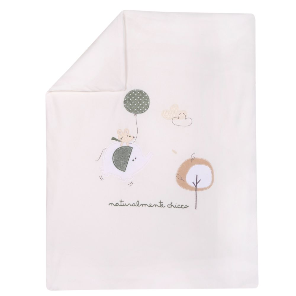 Одеяло Chicco Real joy, арт. 090.05140.030, цвет Белый