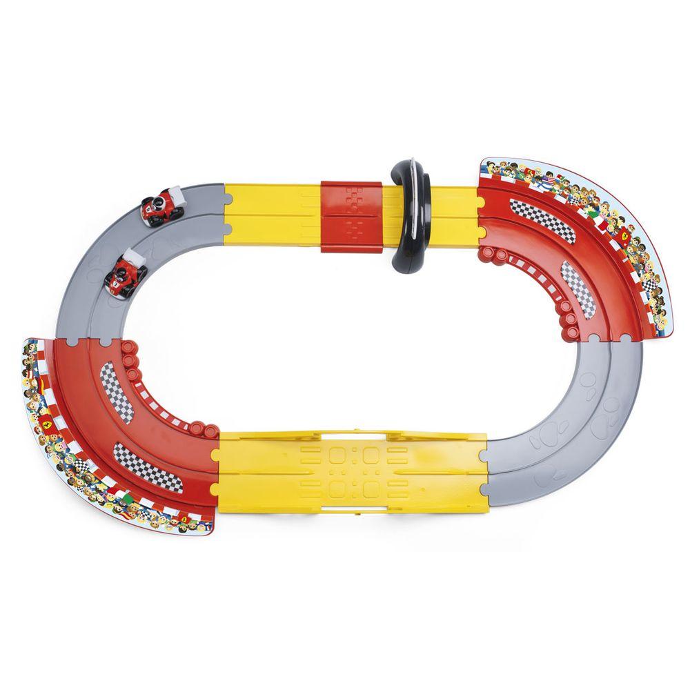 """Игровой набор Chicco """"Автотрек Ferrari"""", арт. 09690.00"""