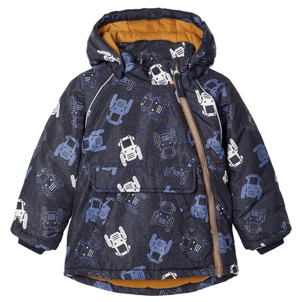 Куртка Name it Sammy, арт. 203.13178636.DSAP, цвет Синий
