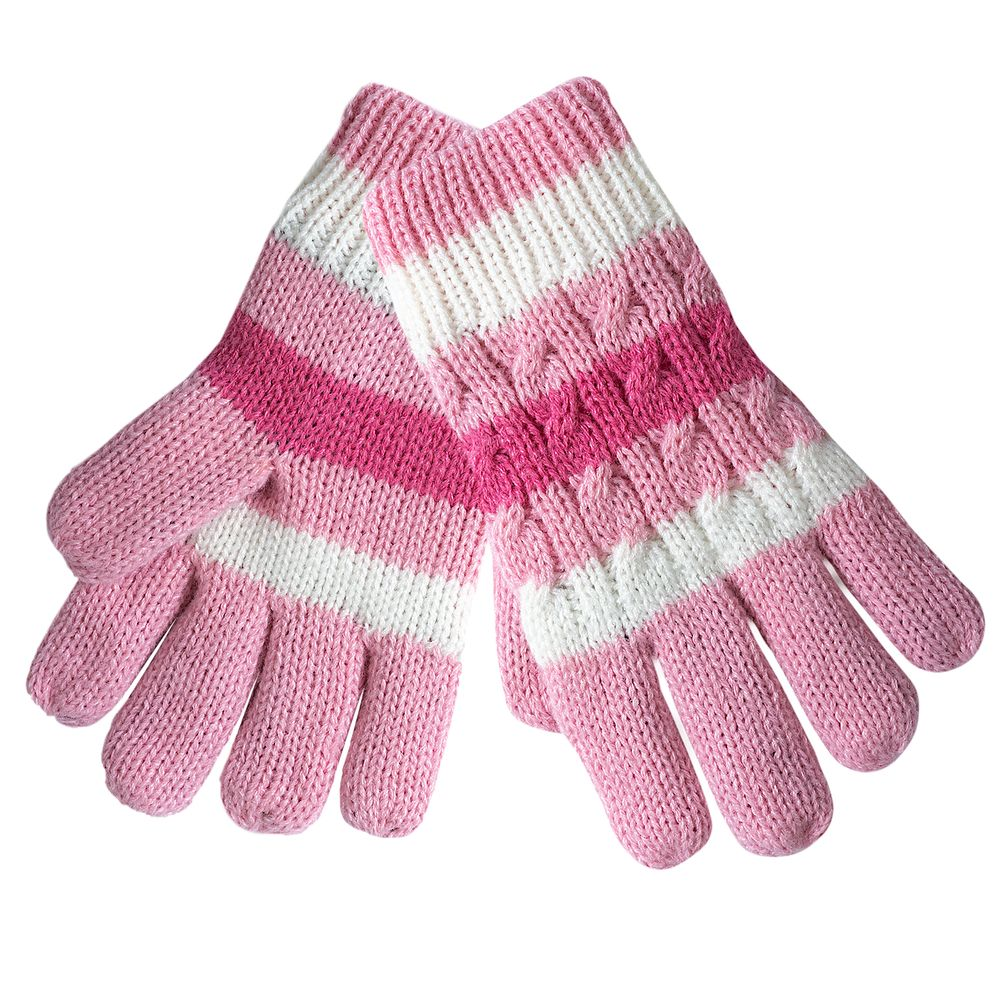 Перчатки Chicco Pink, арт. 090.04598.011, цвет Розовый
