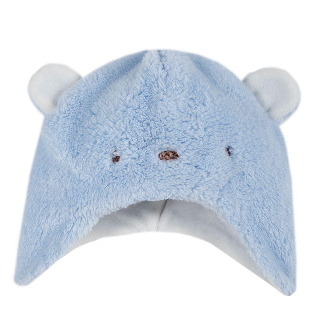 Шапка Chicco Polar bear, арт. 090.04684.021, цвет Голубой