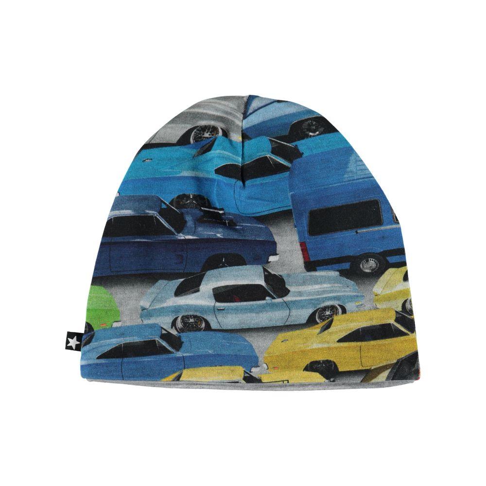 Шапка Molo Ned Cars, арт. 7S20T208.6050, цвет Разноцветный