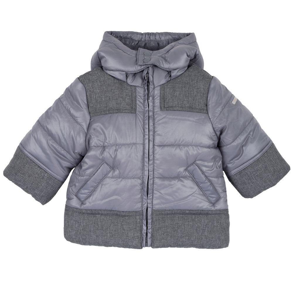 Термокуртка Chicco Gino, арт. 090.87403.095, цвет Серый