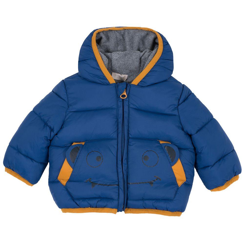 Термокуртка Chicco Space (синяя), арт. 090.87437.085, цвет Синий