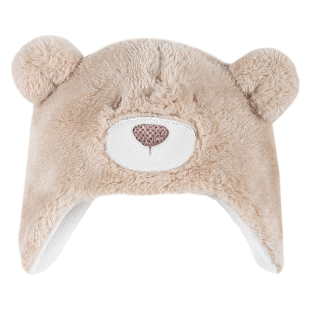 Шапка Chicco Smart bear, арт. 090.04687.060, цвет Бежевый