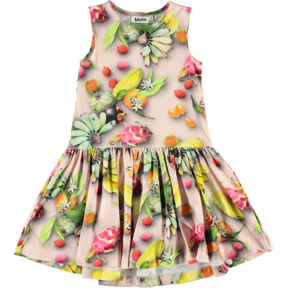 Платье Molo Candece Tutti Frutti, арт. 2S20E122.6046, цвет Разноцветный