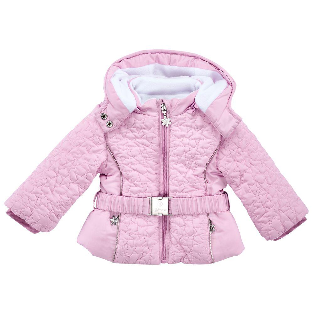Термокуртка Chicco Ice Cold, арт. 090.87237, цвет Розовый