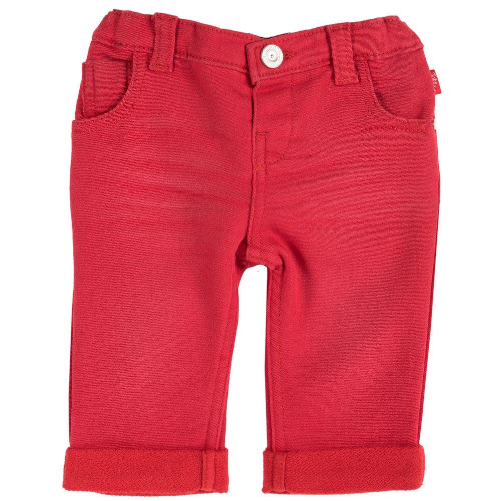 Брюки Chicco Super fast red, арт. 090.24951.071, цвет Красный