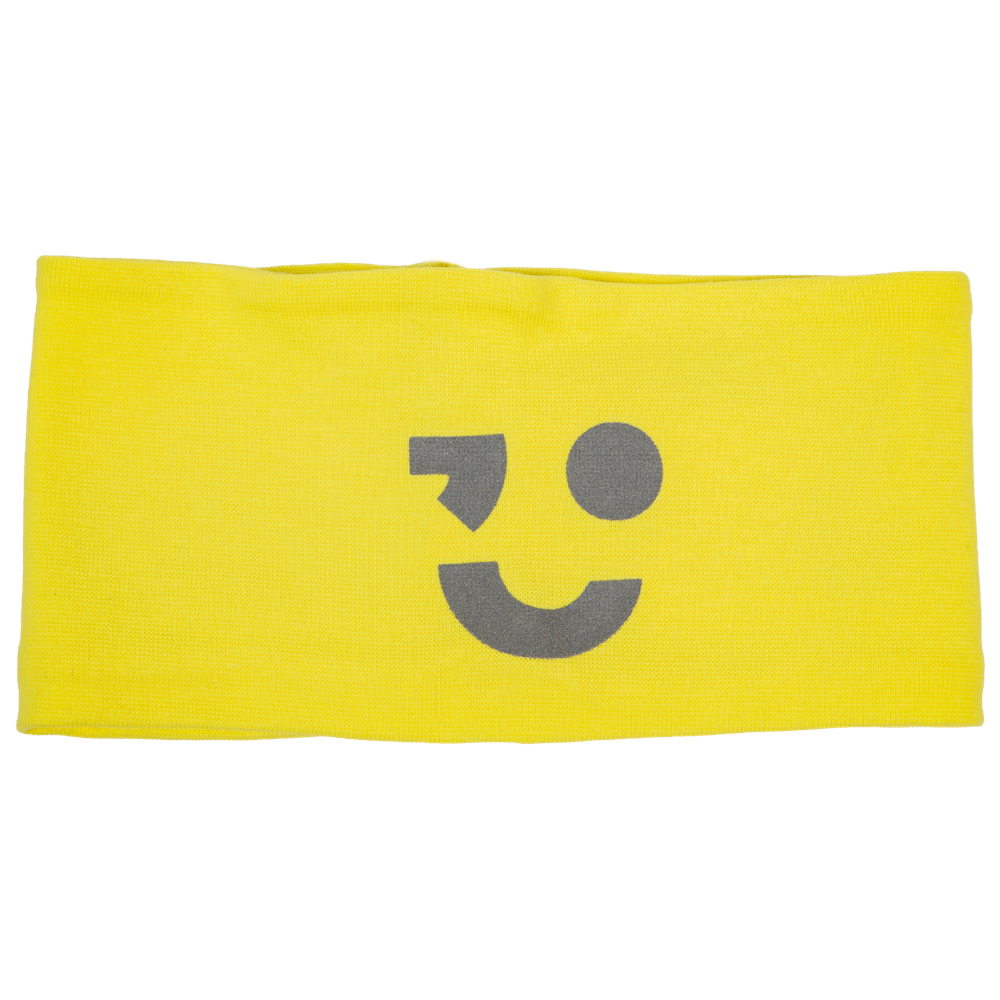 Повязка на голову Name it Smile Yellow, арт. 201.13173551.LIME, цвет Желтый