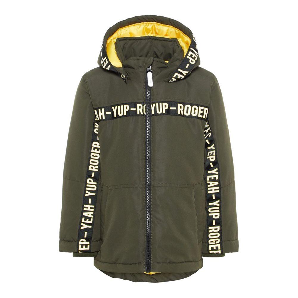 Куртка Name it Jason, арт. 193.13168581.ROSI, цвет Оливковый