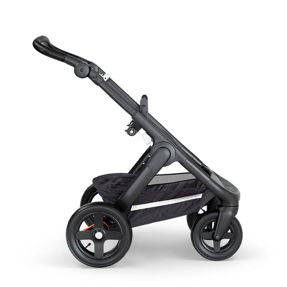Шасси Stokke Trailz с колесами Terrain, арт. 4985, цвет Black