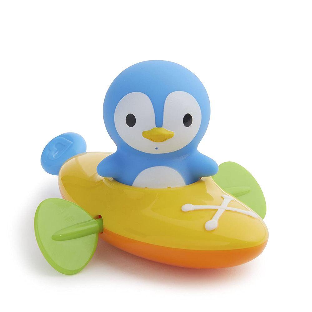 """Игрушки для ванной Munchkin """"Пингвин гребец"""", арт. 01101102, цвет Оранжевый"""