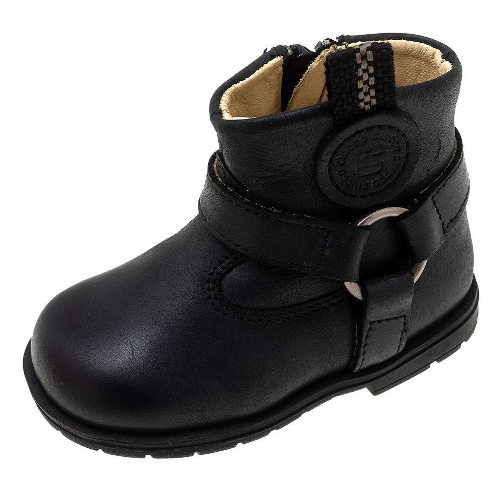 Ботинки Chicco Gordon, арт. 010.62498.870, цвет Черный