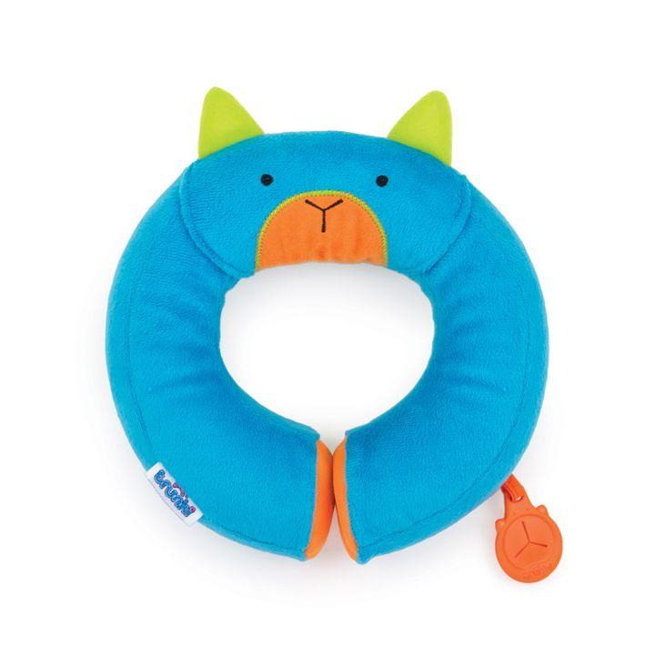 """Подушка для путешествий Trunki """"Bert"""", арт. 0142-GB01, цвет Голубой"""