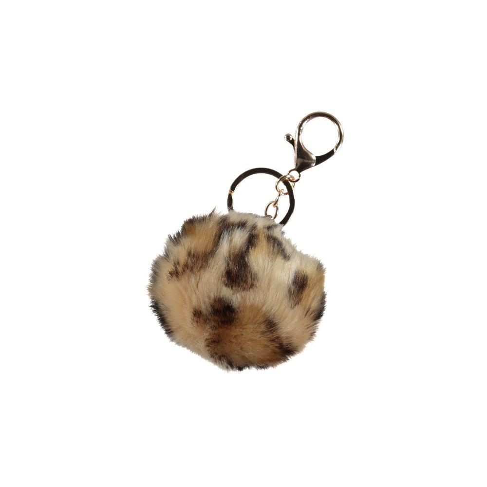 Брелок Molo Pom Pom Keychain, арт. 7W19T601.4322, цвет Бежевый