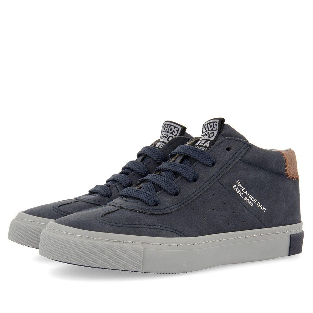Ботинки Gioseppo Zeist, арт. 60343.Navy, цвет Синий