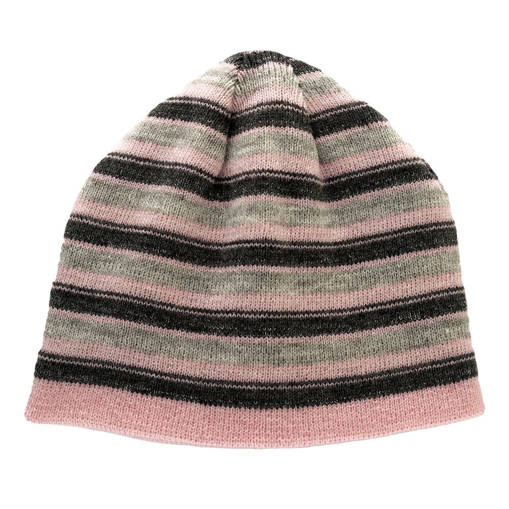 Шапка двусторонняя Chicco Harper, арт. 090.04782.091, цвет Серый с розовым
