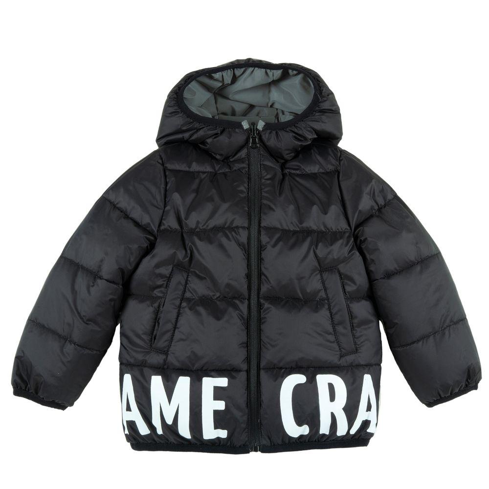 Куртка двусторонняя Chicco Lucas, арт. 090.87529.095, цвет Черный