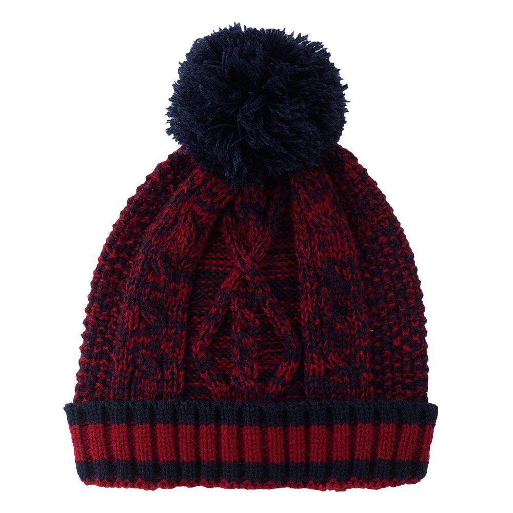 Шапка Chicco Red winter, арт. 090.04760.075, цвет Бордовый