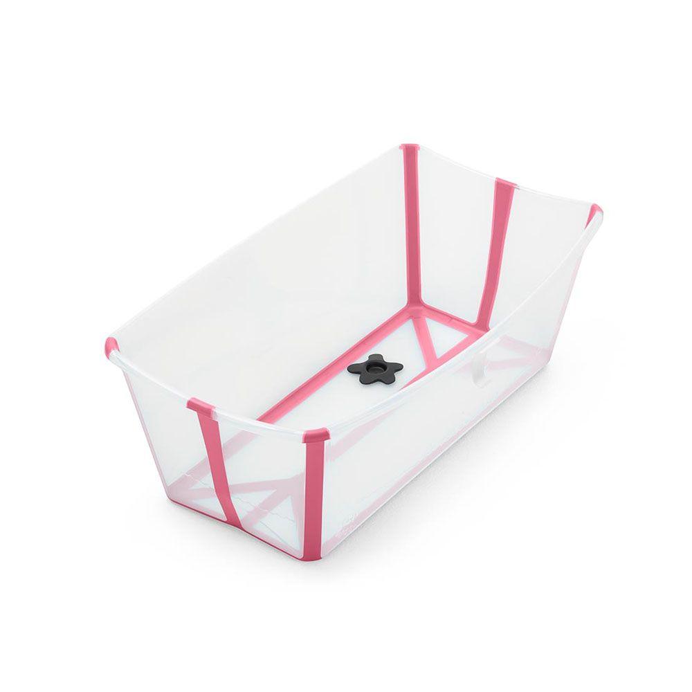 Ванночка складная Stokke Flexi Bath, арт. 5319, цвет Розовый