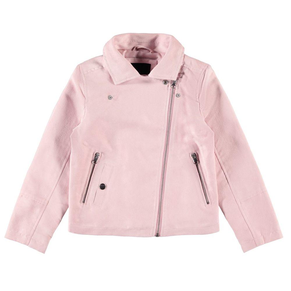 Куртка Name it Eliana, арт. 201.13173042.ZEPH, цвет Розовый