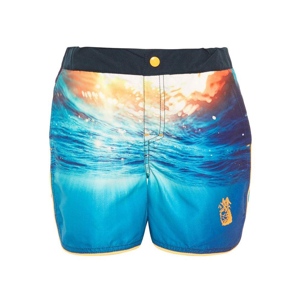 Шорты Name it Surf , арт. 13162854.OPOP, цвет Голубой