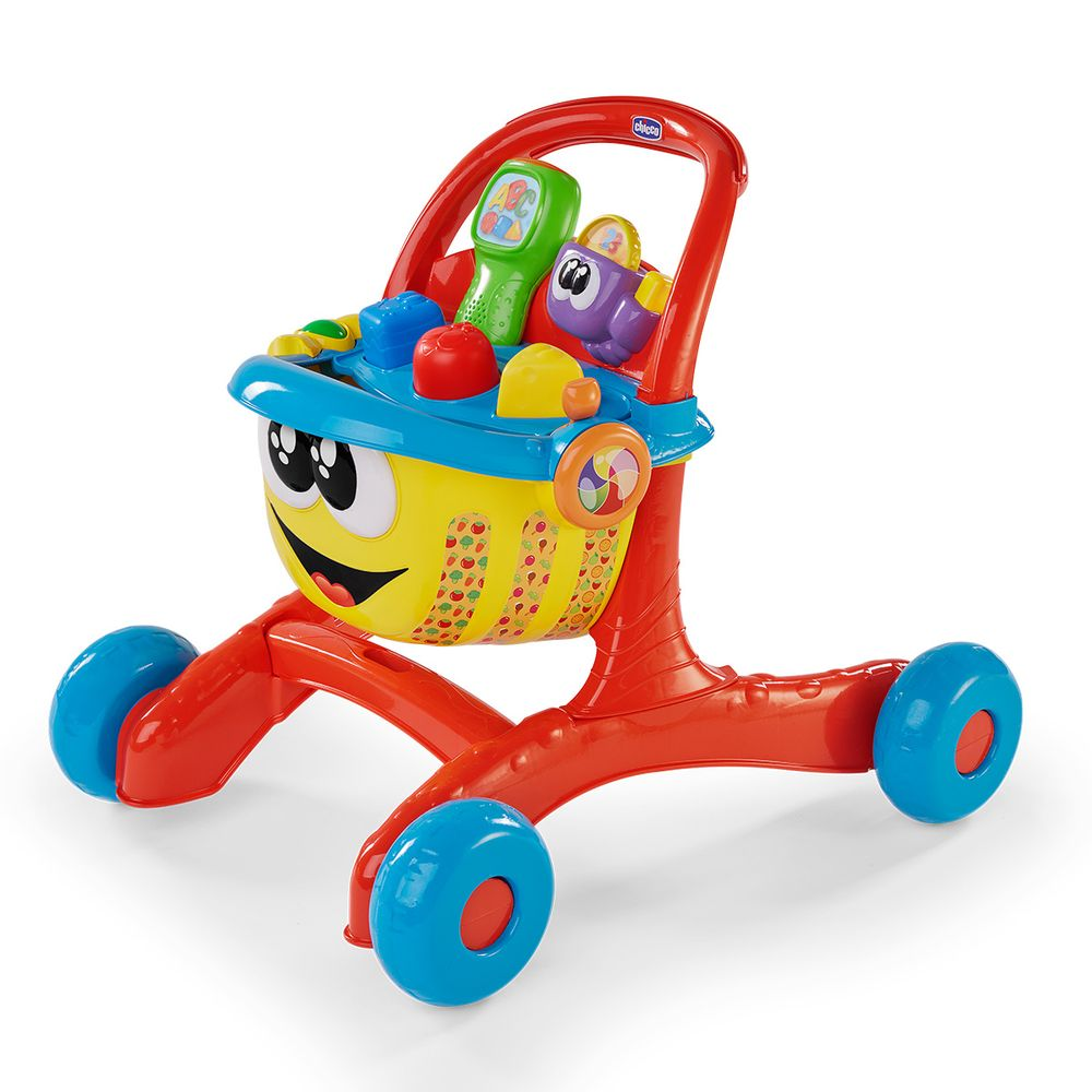 "Игровой центр-ходунки Chicco ""Happy Shopping"", арт. 07655.00.18"