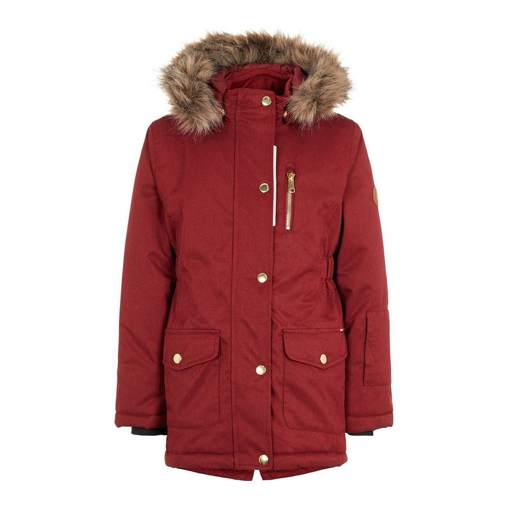 Куртка Name it Liva, арт. 193.13162947.BRED, цвет Красный