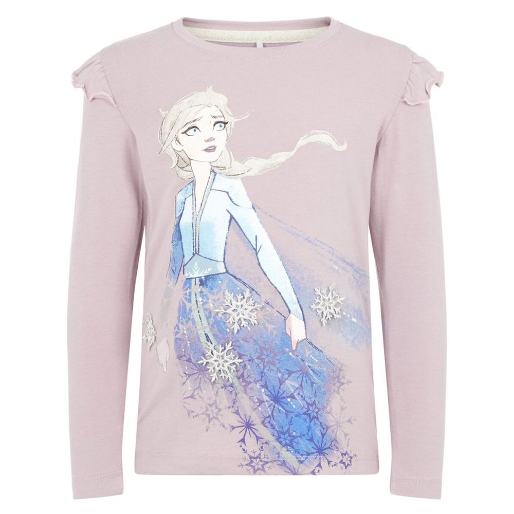Реглан Name it Frozen, арт. 193.13171317.SFOG, цвет Розовый