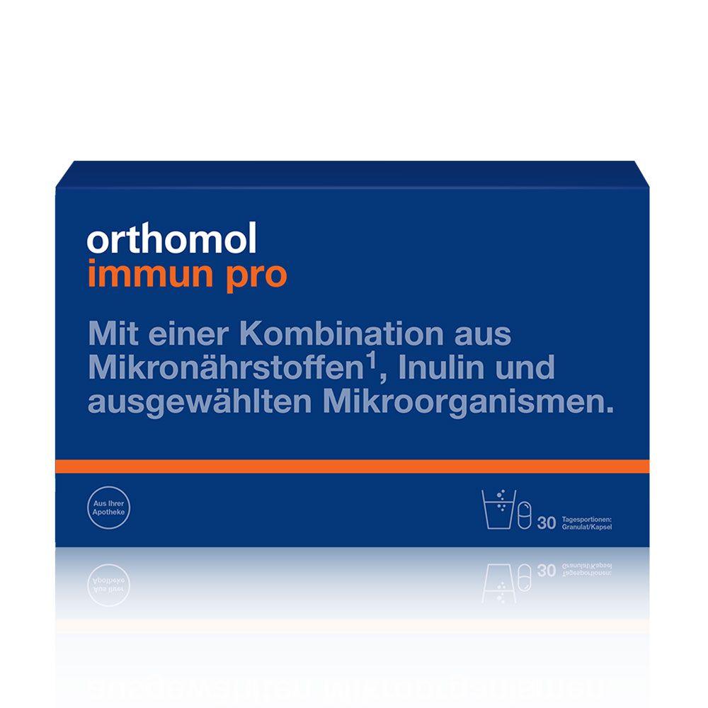 "Витамины Orthomol ""Immun pro"", 30 дней, гранулы, арт. 13886293"