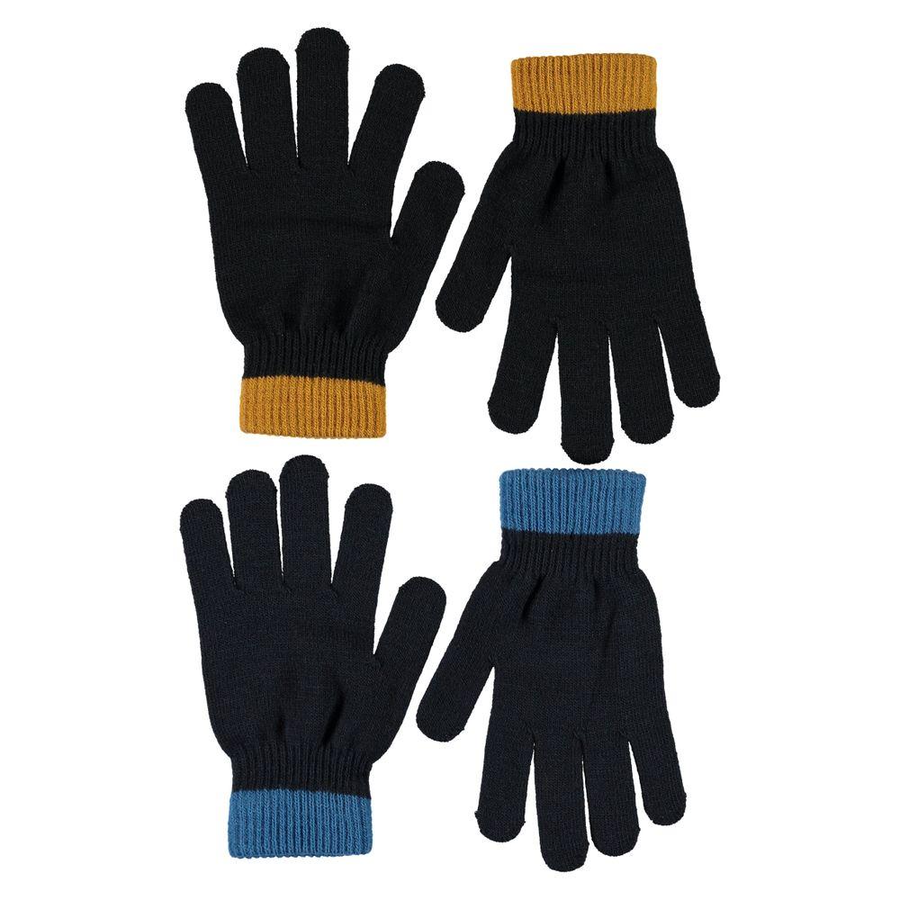 Перчатки Molo Kello Dark Navy (2 пары), арт. 7W20S203.2693, цвет Черный