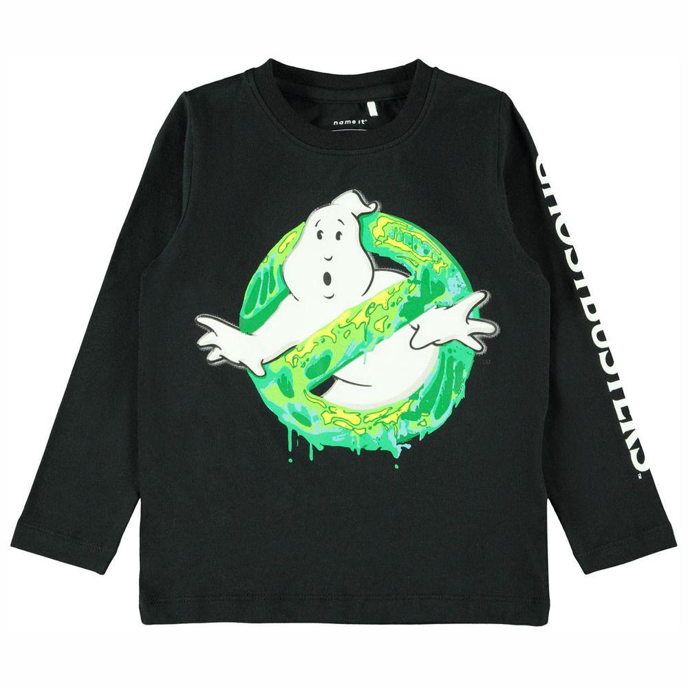 Реглан Name it Ghost, арт. 203.13179252.BLAC, цвет Черный