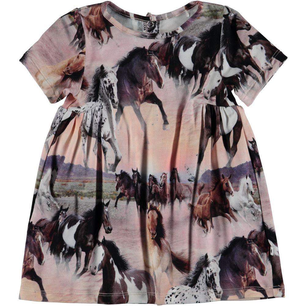 Платье Molo Calypso, арт. 4S19E116.4183, цвет Серый