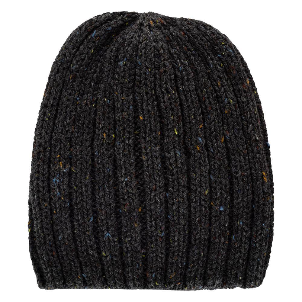 Шапка Chicco Noah (серая), арт. 090.04776.095, цвет Черный