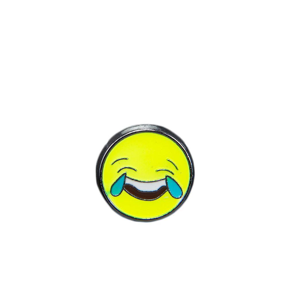 "Эмодзи Tinto ""Emoji tear"", арт. AC2229.1, цвет Желтый"