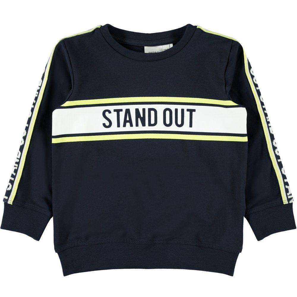 Джемпер Name it Stand out (синий), арт. 193.13167358.DSAP, цвет Синий
