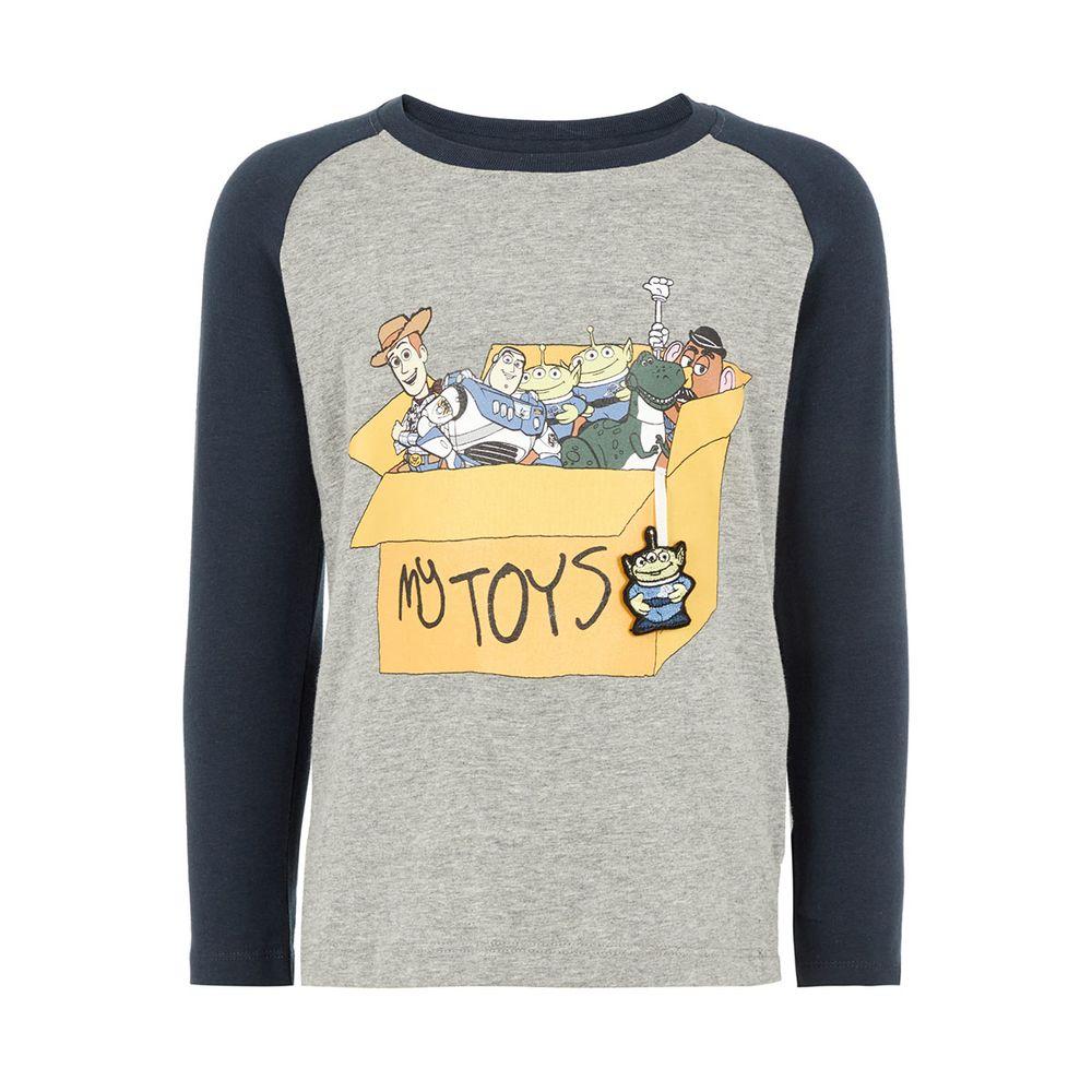Реглан Name it Toy Story gray, арт. 193.13170310.GMEL, цвет Серый