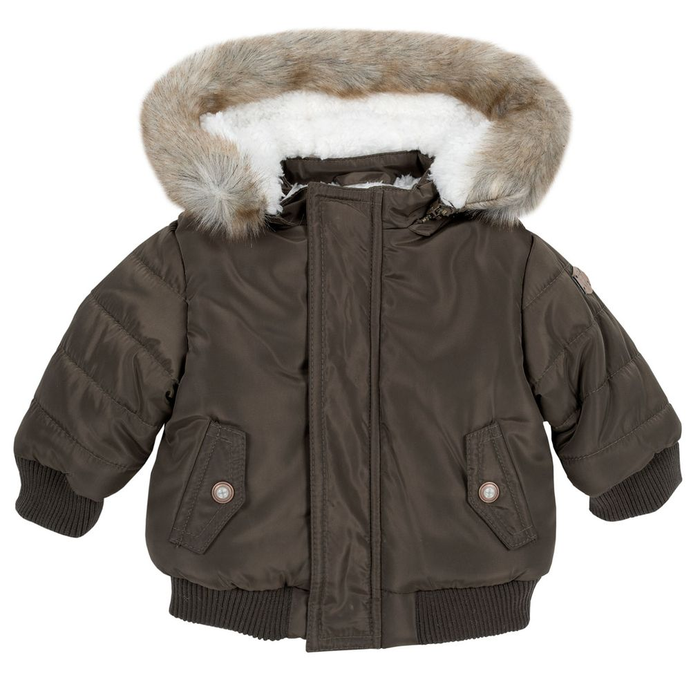 Термокуртка Chicco Frozen winter, арт. 090.87341, цвет Коричневый