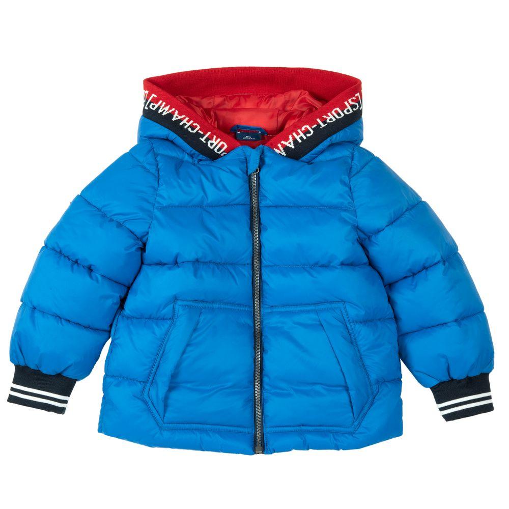 Куртка Chicco Lucas, арт. 090.87523.085, цвет Голубой