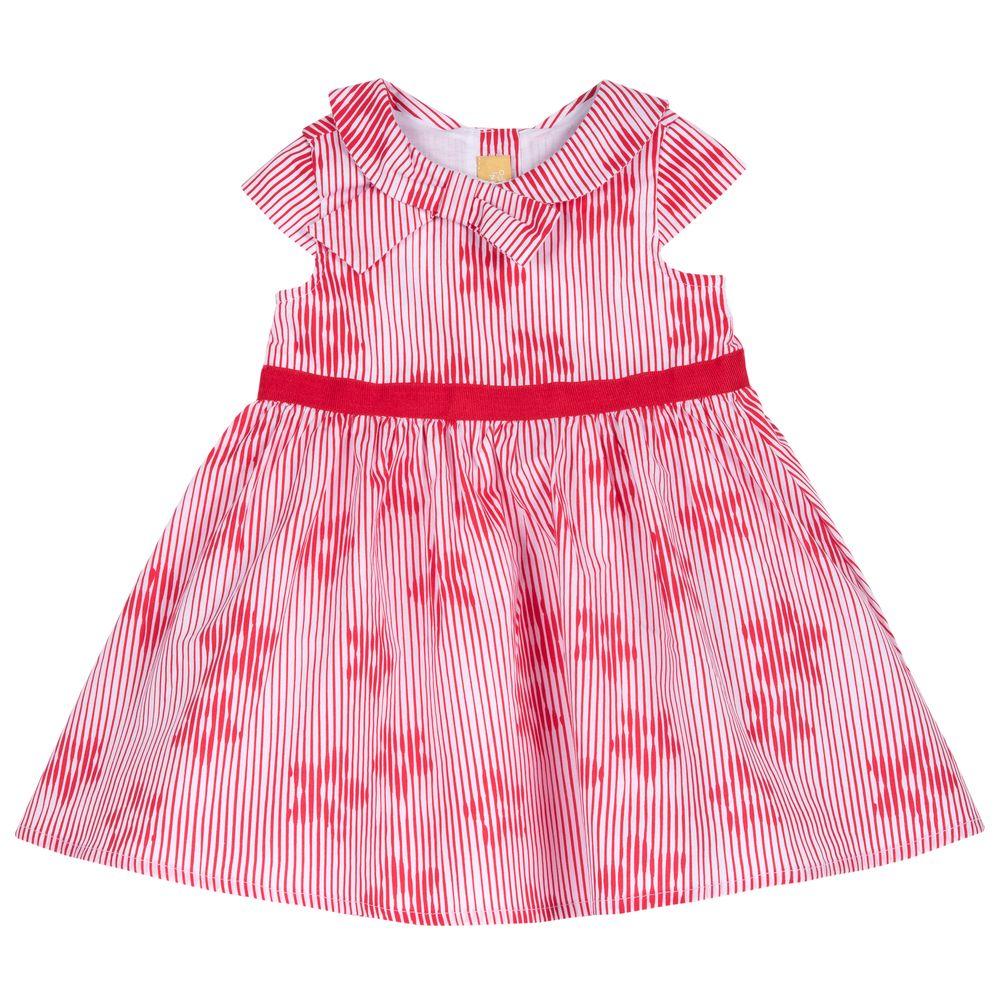 Платье Chicco Ladybird, арт. 090.03639.037, цвет Красный